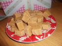 Condensed Milk Fudge photo by Kim